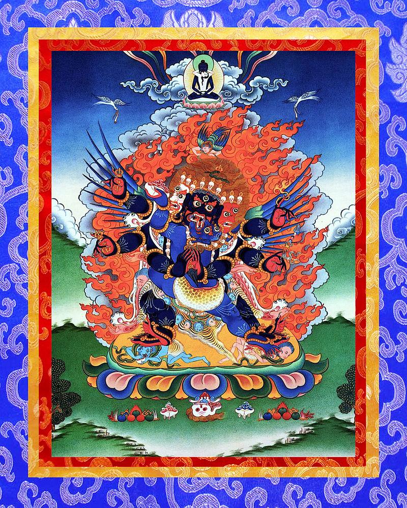 les arts tibetains de lamour