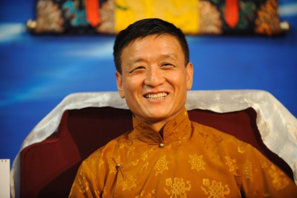 Tenzin Wangyal Rinpoche à Paris du 17 au 19 mai 2019